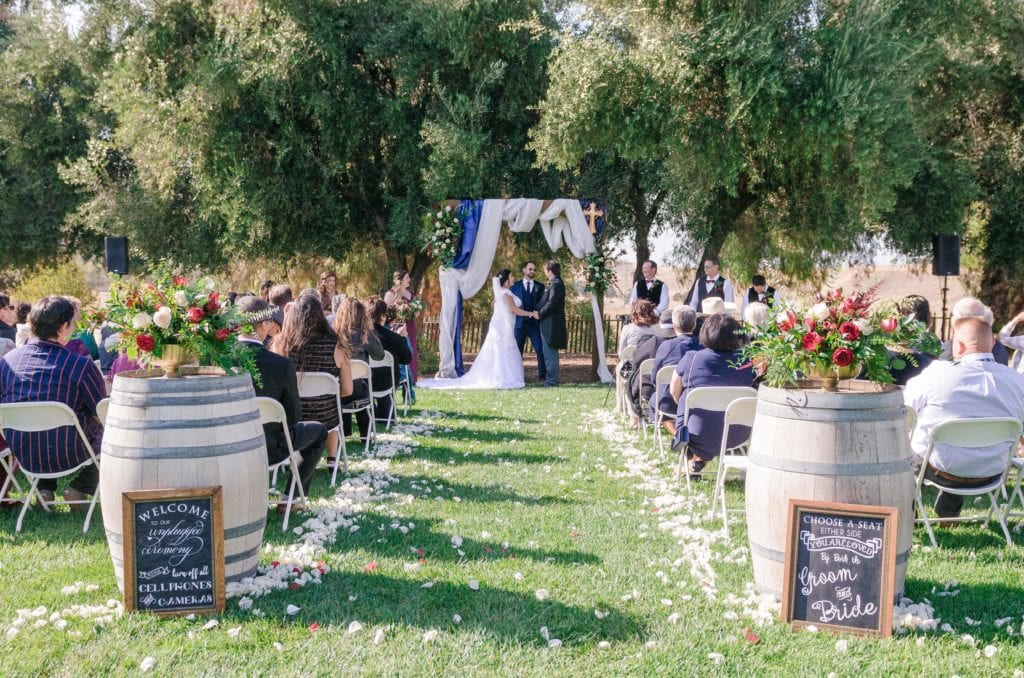 Paicines Ranch Wedding by Alicia Arcidiacono