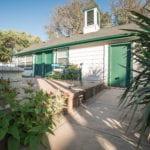 Guest Cottage Front