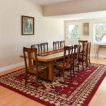 Pinnacles House Dining Room