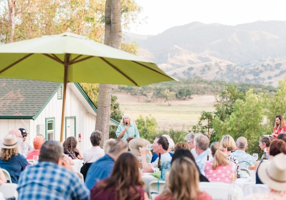 Farm to Table Dinner at Paicines Ranch by Alicia Arcidiacono